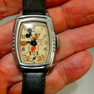 Original Ingersoll Mickey Mouse Watch